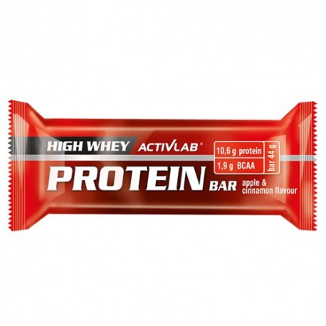 Activlab High Whey Protein Bar (44 гр)