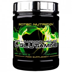 Scitec Nutrition 100% L-Glutamine (300 гр.)