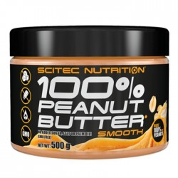 Scitec Nutrition 100% Peanut Butter (500 гр.)