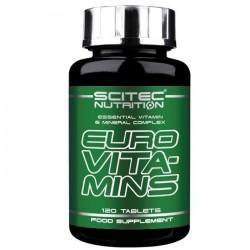 Scitec Nutrition Euro Vita-mins (120 таб.)