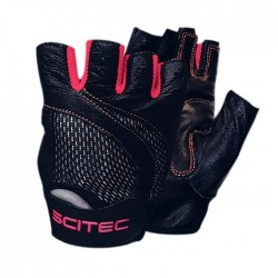 Scitec Nutrition Gloves Pink Style