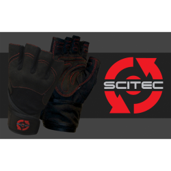 Scitec Nutrition Gloves Red Style