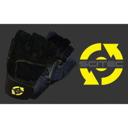 Scitec Nutrition Gloves Yellow Style