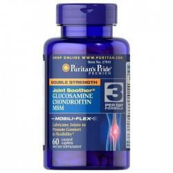 Puritan's Pride Glucosamine Chondroitine Msm (60 табл.)