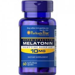 Puritan's Pride Melatonin 10 мг (60 капс.)