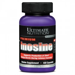 Ultimate Nutrition Inosine 500 мг (100 таб.)
