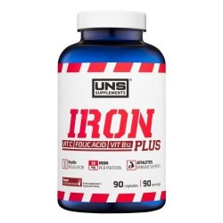 UNS Iron Plus (90 капс.)