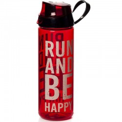 Herevin Water Bottle Run and Be Happy (750 мл.)
