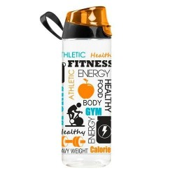 Herevin Water Bottle GYM (750 мл.)