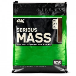 Optimum Nutrition Serious Mass (5.4 кг)