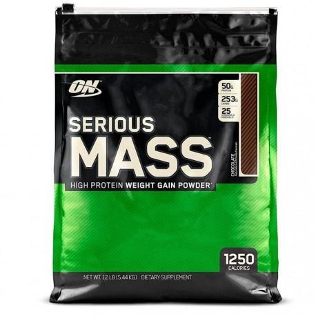 Optimum Nutrition Serious Mass (5.4 кг)