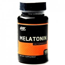 Optimum Nutrition Melatonin (100 таб.)