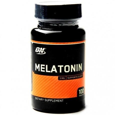Optimum Nutrition Melatonin (100 таб.)