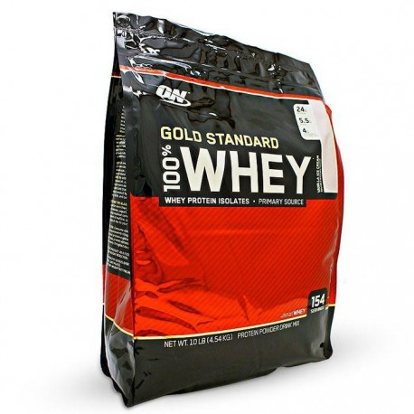 Optimum Nutrition 100% Whey Gold Standard (4.56 кг)