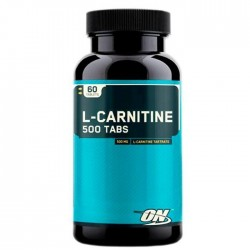 Optimum Nutrition L-carnitine 500 (60 таб.)