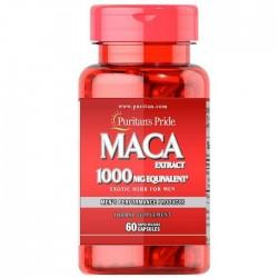 Maca Extract 1000 мг (60 капсул) Puritan's Pride