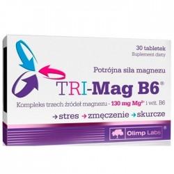 Olimp TRI-Mag B6 130 мг (30 таб.)