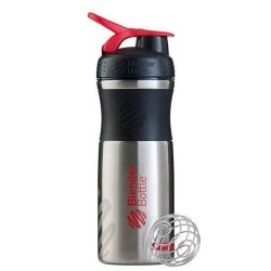 Шейкер BlenderBottle SportMixer STEEL (Метал ) 28oz/820 ml