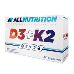 Allnutrition D3+K2 (30 капс.)