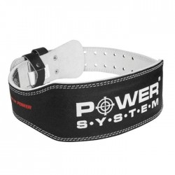 Атлетический пояс Power System PS-3250 Power Basic Black