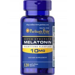 Puritan's Pride Melatonin 10 мг (120 капс.)