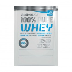 BiotechUSA 100% Pure Whey (28 гр.)