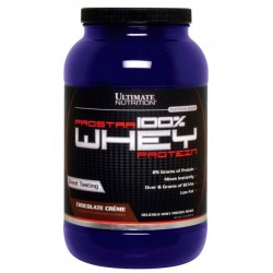 Ultimate Nutrition Prostar 100% Whey Protein (907 гр.)