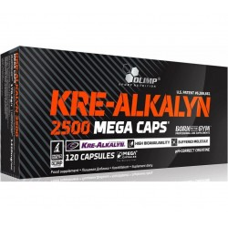 Kre-Alkalyn 2500 Mega Caps (120 капс.) Olimp