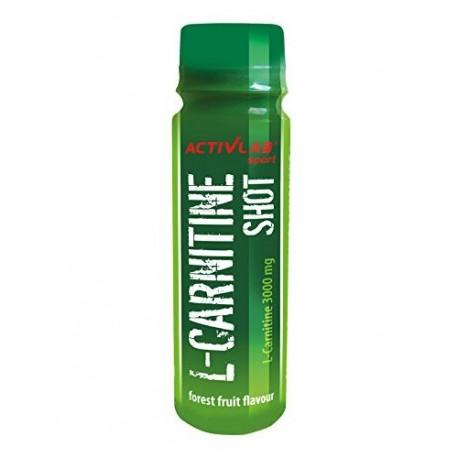 Activlab L-carnitine Shot 3000 (80 мл)