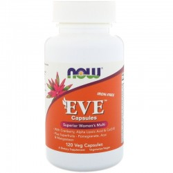 Now Foods Eve (120 капс.)
