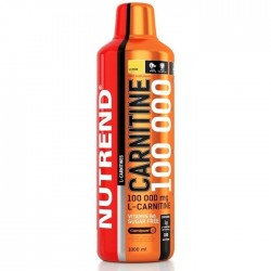 Nutrend L-carnitine 100000 (1000 мл.)