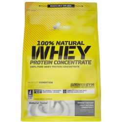 100% Natural Whey Protein Concentrate (700 гр.)
