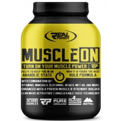 Muscle On (3000 гр.) Real Pharm