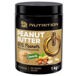 Peanut Butter Smooth (1 кг.) Go On Nutrition