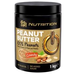 Peanut Butter Crunchy (1 кг.) Go On Nutrition