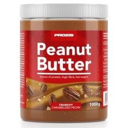 Prozis Peanut Butter Caramelized Pecan Crunchy (250 гр.)