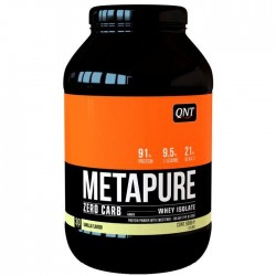 QNT Metapure Zero Carb Whey Isolate (908 гр.)