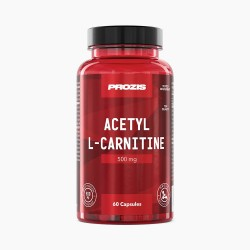 Prozis Acetyl L-carnitine 500 мг (60 капс.)