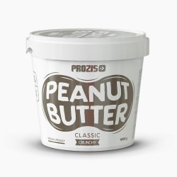 Prozis Peanut Butter Classic Crunchy (1000 гр.)