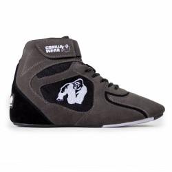 Кроссовки Gorilla Wear Chicago High Tops Gray/Black