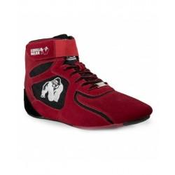 Кроссовки Gorilla Wear Chicago High Tops Red/Black