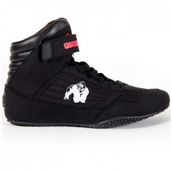 Кроссовки Gorilla Wear Perry High Tops Pro Black/Black