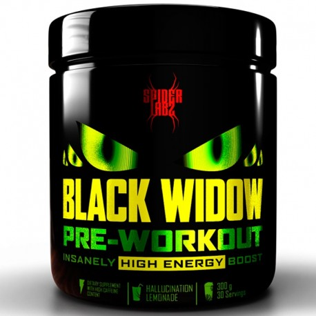 Spider Labz Black Widow (300 гр.)