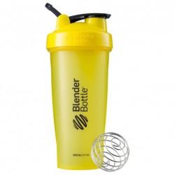 Шейкер Blender Bottle Classic Loop Killer Bee c шариком (820 мл.) желтый