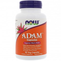 Now Foods Adam (90 вег. капсул)