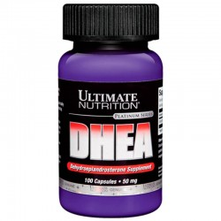 DHEA 50 мг (100 капс.) Ultimate Nutrition