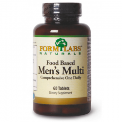 Food Based Men's Multi (60 таб.) Form Labs