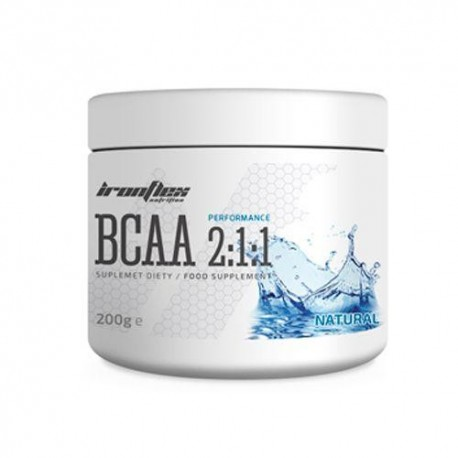 Ironflex BCAA 2-1-1 Performance (200 гр.)