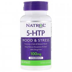 Natrol 5-htp 100 мг (30 капс.)