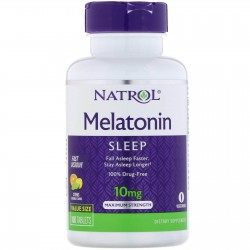 Natrol Melatonin 10 мг (60 таб.)